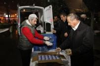 ÖMER KALAYLı - Akyazı'da Şehitler İçin Mevlid Okutuldu