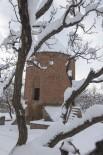 KÜMBET - Anadolu'da Sıcak Kış Güzelliği