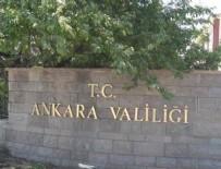 ANKARA VALİLİĞİ - Ankara Valiliği'nden 'seferberlik' açıklaması