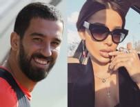 ASLIHAN DOĞAN - Arda Turan'dan 'aşk' açıklaması