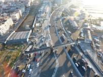 ELEKTRİK DİREĞİ - Avrasya Tüneli'nin Son Hali Havadan Görüntülendi