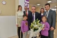 EĞİTİM YILI - Başkan Böcek, 'Okullara Desteğimiz Sürüyor'