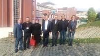 YENIKENT - Başkan Dişli'den Okul Ziyareti