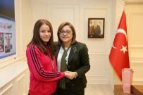 KARABAĞ - Büyükşehir'in Karate Takımından Türkiye Şampiyonluğu