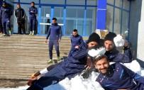 ERZURUMSPOR - Dadaşlar Fethiye Yolcusu
