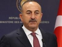 BEŞAR ESAD - Çavuşoğlu: Esad rejimiyle doğrudan görüşme söz konusu değil