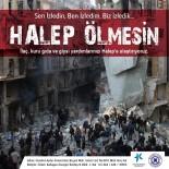 İSTANBUL AYDIN ÜNİVERSİTESİ - İstanbul Aydın Üniversitesi Halep'e Yardım Elini Uzatıyor