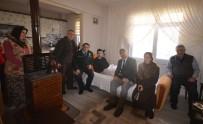 HAKAN KUBALı - İstanbul'daki Patlamada Yaralanan Polis Baba Evinde
