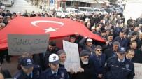 Kargı'da Terör Olayları Protesto Edildi
