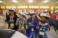 FUTBOL MAÇI - Mardinli Çocuklar Hem Eğlendi Hem De Öğrendi