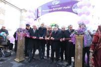 NECDET AKSOY - Muammer Özyurt Parkı Törenle Açıldı