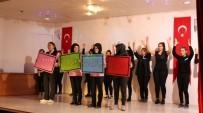 BAŞTÜRK - Mustafa Kın Kız Meslek Lisesinden Engellilere Jest