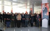 NEÜ Merkez Kütüphane Binası Hizmete Açıldı
