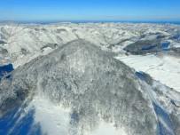 Ordu'da Havadan Kar Manzaraları