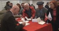 MEHMET ÖZDEMIR - Orhan Kemal'in Oğlu Efeler'deki Edebiyat Tutkunlarına Babasını Anlattı