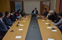 AÇIKÖĞRETİM FAKÜLTESİ - Prof. Dr. Güney, AÖF'ün Eskişehir'de Yaşayan Başarılı Öğrencileriyle Buluştu