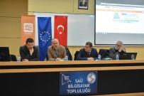 AHMET SAN - SAÜ'de 'Gelecekte Fiber' İsimli Konferans Gerçekleşti