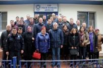 POLİS TEŞKİLATI - Siyasi Parti Başkanlarından Emniyete Taziye Ziyareti