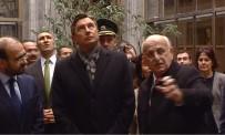 DIŞİŞLERİ KOMİSYONU - Slovenya Cumhurbaşkanı Pahor'dan TBMM'ye Ziyaret