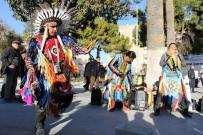 TURNE - Söke'de Kızılderili Dansı