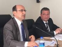 TAHSIN KURTBEYOĞLU - Söke'de Taraftar Grupları Ve Sökespor Yönetimi Biraraya Geldi