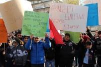 YARDIM KONVOYU - Sultangazili Öğrencilerden Halep'e Yardım