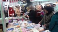 Suriyeli Öğrenciler Kitap Fuarını Gezdi