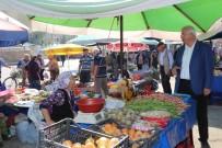 ORGANİK ÜRÜN - Torbalı'da Organik Pazarın İhalesi Yapıldı