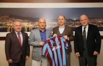 KARTAL BELEDİYE BAŞKANI - Trabzonspor Kulüp Başkanı Muharrem Usta'dan Başkan Altınok Öz'e Ziyaret