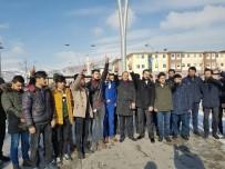 TÜGVA'lı Gençler Halep İçin Haykırdı