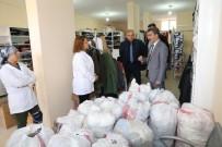 Turgutlu Belediyesi'nden Türkmeneli'ne Dost Eli