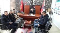 Türk Eğitim-Sen'den Emniye'te Taziye Ziyareti