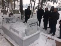TAYTAN - 'Türkü Paşa' Raci Alkır Ölümünün 5. Yıldönümünde Mezarı Başında Anıldı