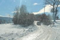 BEŞPıNAR - Tuzsuz Yolların Tadı Yok