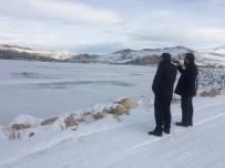 BENDİMAHİ ÇAYI - Van'da Sibirya Soğukları