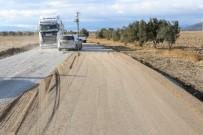 BEYOBA - Yollarda Asfalt Çalışması Sürüyor