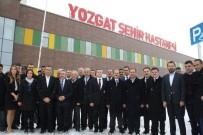 YUSUF BAŞER - Adalet Bakanı Bozdağ, Yozgat Şehir Hastanesinde İncelemelerde Bulundu