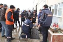AFAD Fabrika Çalışanlarına Acil Durum Ve Yangın Eğitimi Verdi
