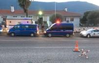 Bafa'da Jandarmadan Huzur Operasyonu