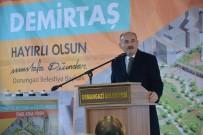MEHMET MÜEZZİNOĞLU - Bakan Müezzioğlu'ndan Avrupalı Büyükelçiye Tokat Gibi Cevap