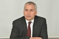 OSMAN ZOLAN - Başkan Osman Zolan'dan Taziye Mesajı