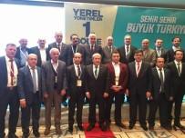 VEZIRHAN - Belediye Başkanları AK Parti Yerel Yönetimler Toplantısında