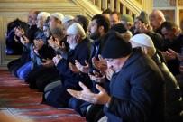 SINAN PAŞA - Beşiktaş Şehitleri İçin Sinanpaşa Camii'nde Mevlit Okutuldu