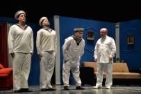 TİYATRO OYUNCUSU - Bilecik Şehir Tiyatrosu İlk Oyunu İle Sahne Aldı