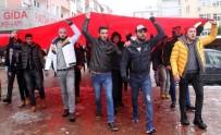 SAĞLıK SEN - Bozkurt'ta Terör Lanetlendi