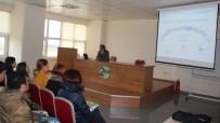 ELEKTRONİK POSTA - Burhaniye'de E-Ticaret Konulu Seminer Düzenlendi