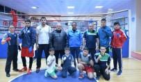 VAHDETTIN - Büyükşehir'in Boksörleri Şampiyonaya Hazır