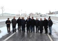 AHMET TURAN - Erciş Sanayi Köprülü Kavşağından Transit Geçişlere Başlandı