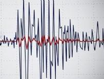 Erzincan'da 4.5'lik deprem