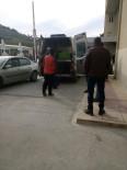 SİGORTA ŞİRKETİ - Genç Aşçının Cenazesi Kuşadası'na Getirildi